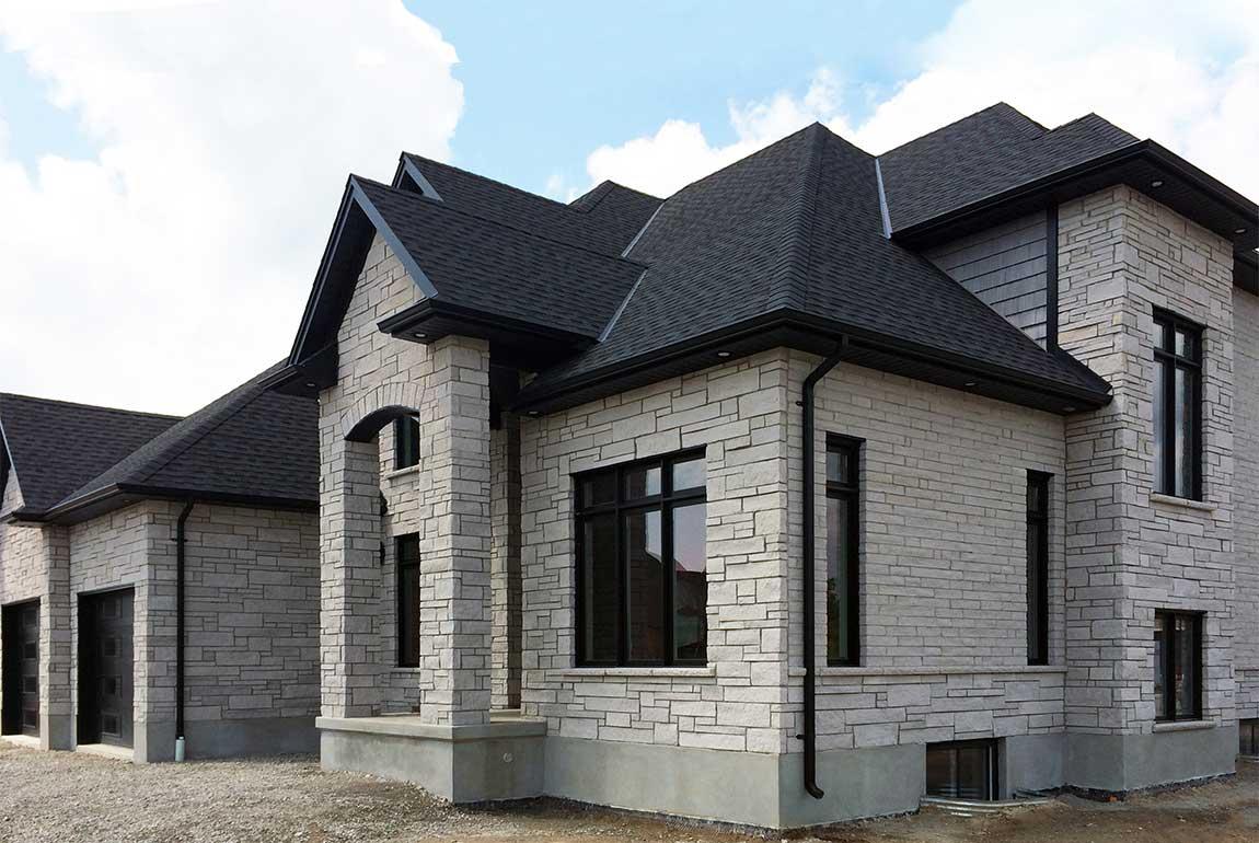 Contemporary Brick