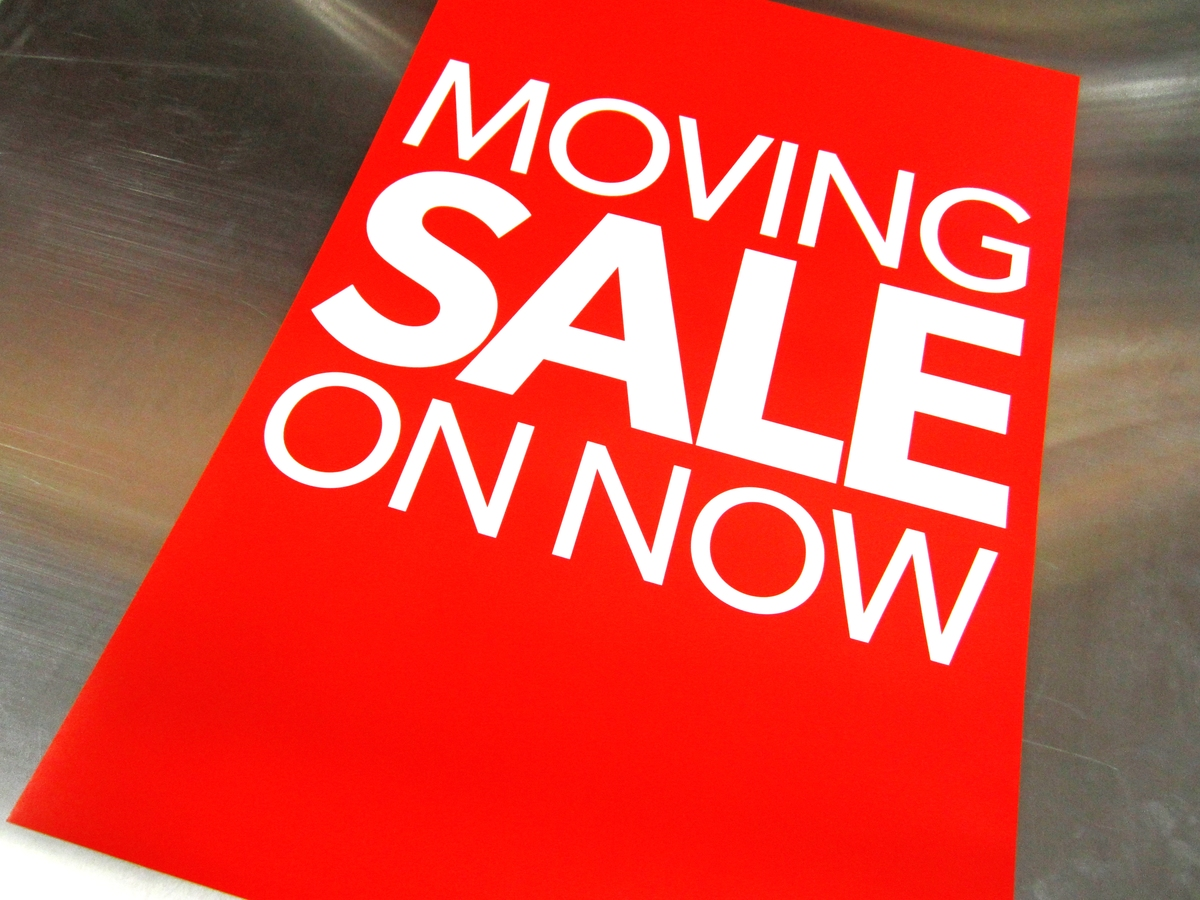 Moving Sale!         New Location in Moncton Coming Soon!!
