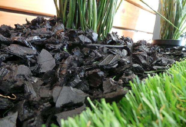 Rymar - Rubber Mulch     Stronger, Safer & Smarter