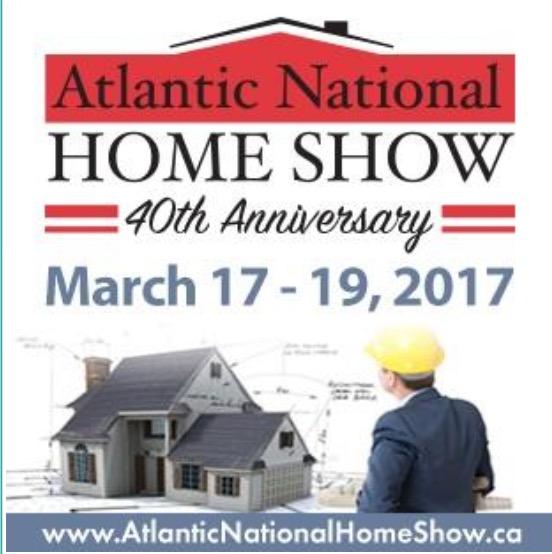 St.John,N.B. Atlantic National Home Show  March 17,18&19