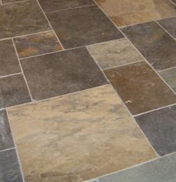 Square Cut Tile